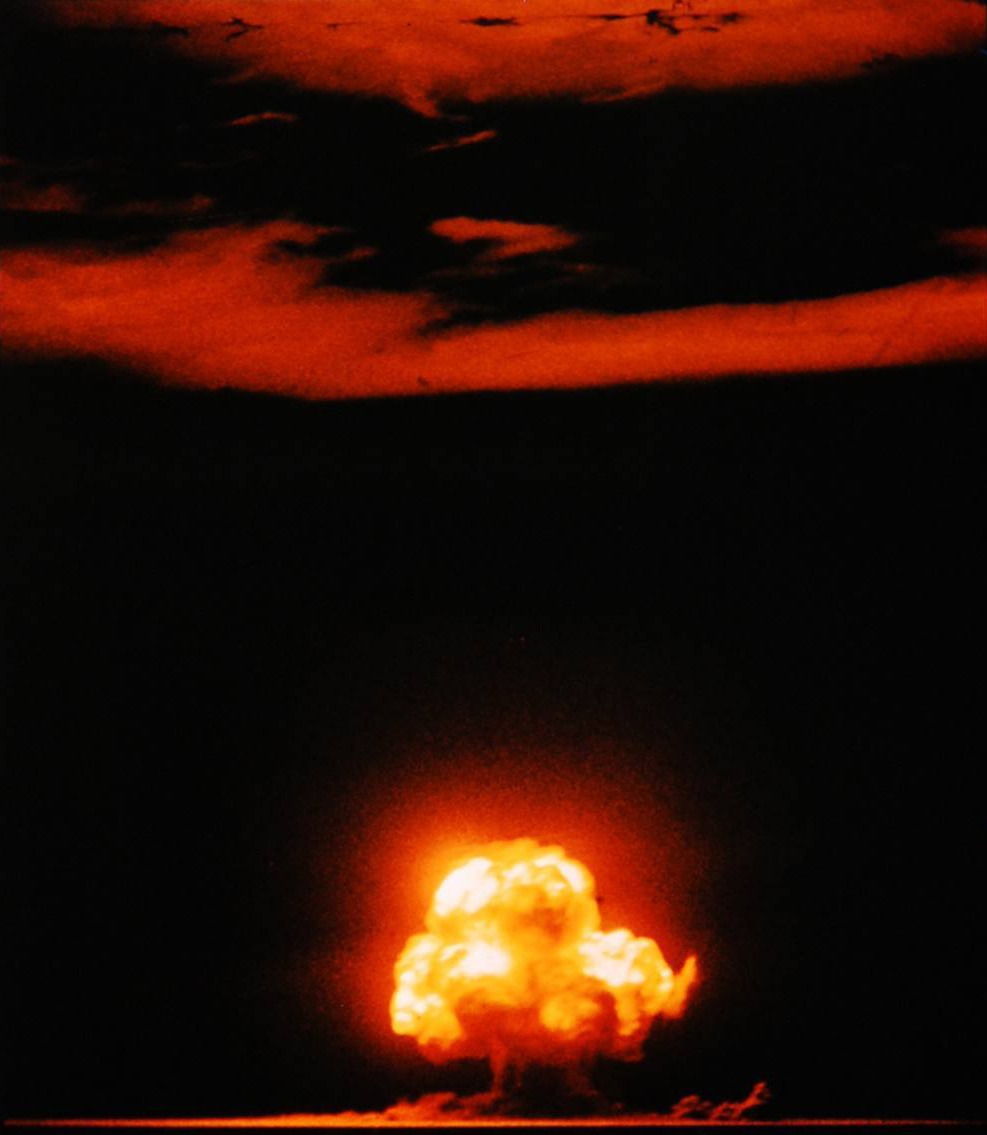 Trinity-Explosion (Bild 2)