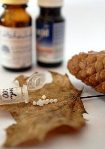 Homöopathie: Sanfte Ansätze gewinnen an Bedeutung. Bild: pixelio.de/Gerber