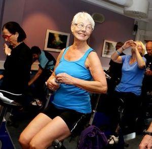 Senioren: Sport erhöht die Lebenserwartung.