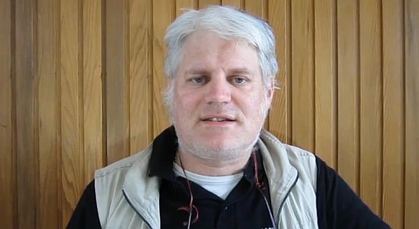 """Jochen Tiffe Bild: Screenshot YouTube Video: """"Drogentransporte und Auftragsmord für Deutsche Politiker: Jochen Tiffe sagt die Wahrheit ! """""""