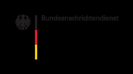 Logo vom Bundesnachrichtendienst