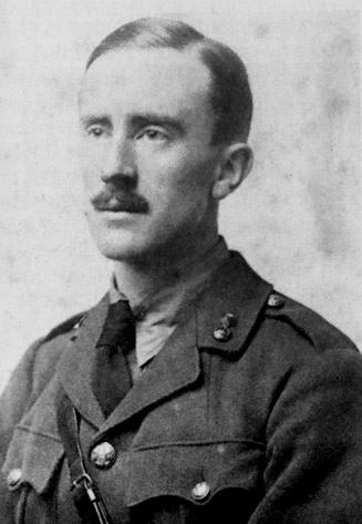 J. R. R. Tolkien, 1916