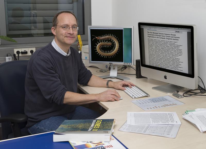 Prof. Dr. Reinhard Schröder Quelle: (Foto: ITMZ Uni Rostock) (idw)