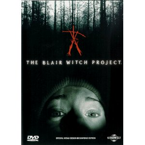 Blair Witch Project DVD Cover