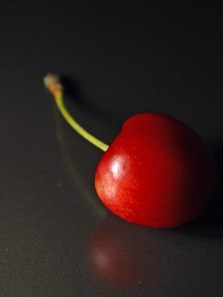 Kirsche als sinnliches Symbol