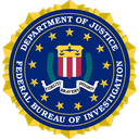 Federal Bureau of Investigation — FBI — Logo