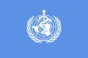 Weltgesundheitsorganisation Flagge