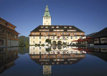Tagungsort Schloss Elmau