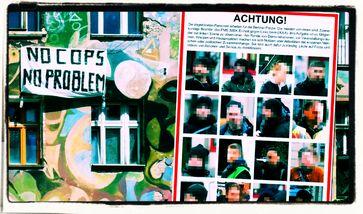 Berlin: Linksextremisten setzen Polizisten auf schwarze Listen
