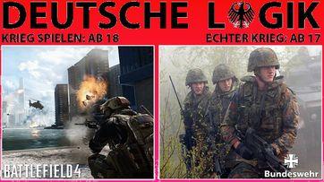 Die Welt lacht über die Bundeswehr: Funktionierende Kriegswaffen werden nur an Ausländer geliefert. Die Bundeswehr ist nicht mehr einsetzbar. (Symbolbild)