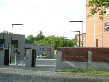 Standort des BND in Berlin-Lichterfelde