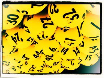Die Lottozahlen Bitte