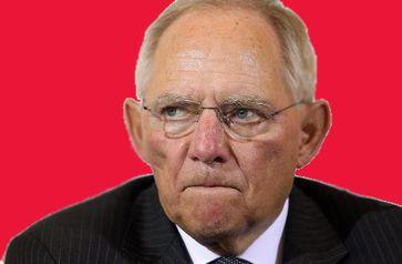 Wolfgang Schäuble (2015), Archivbild