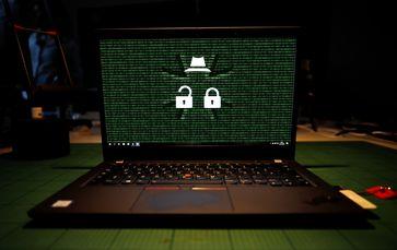"""Symbolbild """"white hat hacking""""  Bild: """"obs/Presse- und Informationszentrum Cyber- und Informationsraum (CIR)/Stefan Uj"""""""