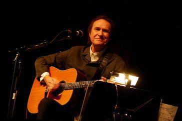 Davies at Bluesfest 2008 in Ottawa
