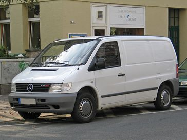 Mercedes-Benz Vito, ersteGeneration