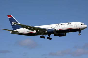 US Airways Boeing