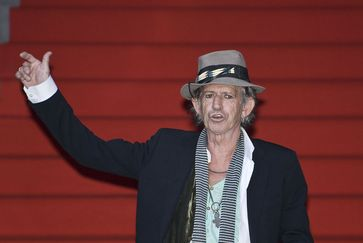 Keith Richards (2008)