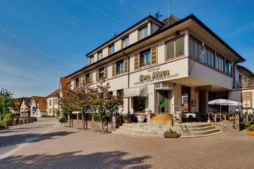 Weit bekannt: Gasthaus Zum Löwen in Ellmendingen - In 15 Jahren tot? (Symbolbild)