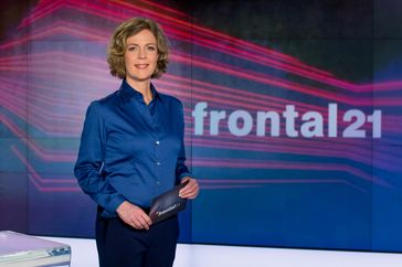 "Ilka Brecht Bild: ""obs/ZDF/Svea Pietschmann"""
