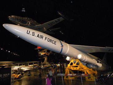 Marschflugkörper der USA (Symbolbild)