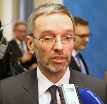 Herbert Kickl (2018)