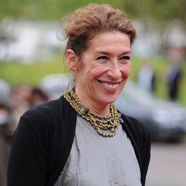 Adele Neuhauser bei der Preisverleihung des Grimme-Preises 2014