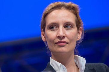 Alice Weidel Bild: Alternative für Deutschland (AfD)