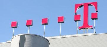 Telekom Logo auf dem Dach. Bild: Deutsche Telekom, über dts Nachrichtenagentur