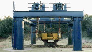 Minenschutzsimulator (Quelle: Bundeswehr / WTD 91)