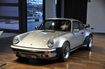 Porsche 911 Turbo 3.3 (G-Modell)