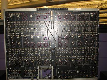 Ein analoger Computer (Symbolbild)