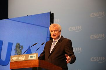 Horst Seehofer Bild: blu-news.org, on Flickr CC BY-SA 2.0