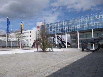 Unternehmen Würth in Künzelsau