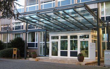 Bundesministerium der Finanzen, Eingang Dienstsitz Bonn