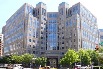 National Science Foundation: Dienstgebäude der Hauptverwaltung