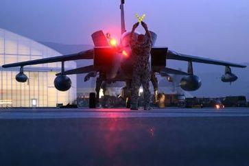 Tornado Kampfjet Bild: Presse- und Informationszentrum der Luftwaffe