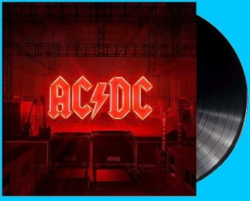 AC/DC Powerup CD