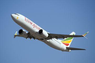 737 Max 8: Das Flugzeug einen Monat vor dem Unfall
