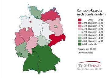 """INSIGHT Health analysiert den Hanf-Arzneimittelmarkt: Hanf - Blüten sorgen für Umsatz. Bild: """"obs/Insight Health"""""""