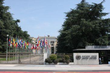 Vereinte Nationen (UN)  in Genf
