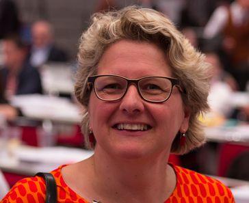 Svenja Schulze (2017)
