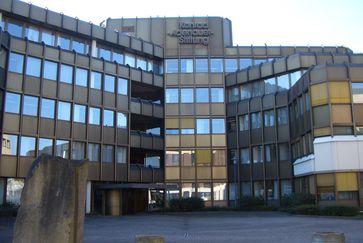 Vereinssitz der Konrad-Adenauer-Stiftung e.V. in Sankt Augustin