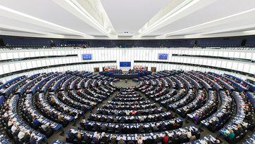 Europäisches Parlament in Straßburg (Symbolbild)