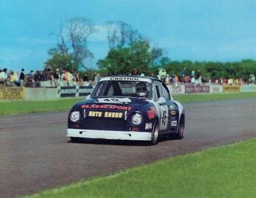 Vor 40 Jahren: SKODA gewinnt mit dem 130 RS die Tourenwagen-Europameisterschaft.  Bild: SMB Fotograf: Skoda Auto Deutschland GmbH