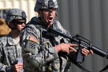 Training der US-Streitkräfte