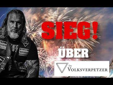 """Bild: Screenshot Video: """"MEIN SIEG über den """"VOLKSVERPETZER""""!"""" (https://youtu.be/Pa-DjtGSUC8) / Eigenes Werk"""