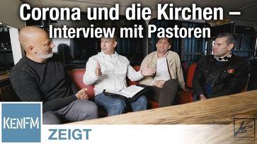 Kai Stuht, Christian Stockmann, Alexander Bierhals und Ken Jebsen (2020)