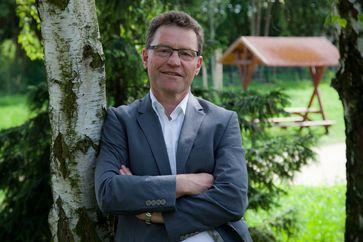 """Jürgen Dawo nimmt die Ungleichbehandlung der Tourismuswirtschaft nicht mehr kampflos hin / Bild: """"obs/WaldResort - Am Nationalpark Hainich GmbH/Photographer: Thomas Witte"""""""