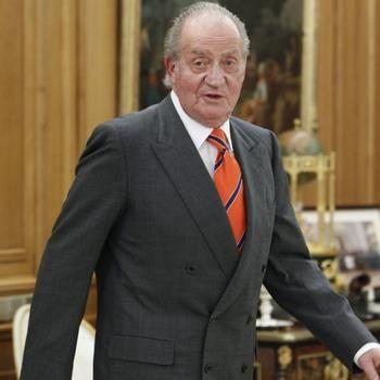 Juan Carlos von Spanien. Bild: WWF / Ange Diaz